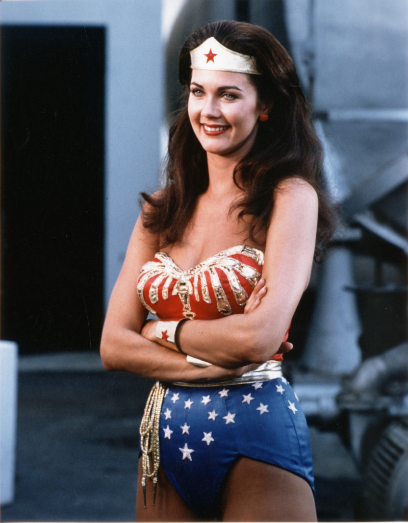 Lynda Carter Directed by Vincent McEveety